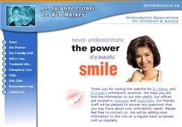 Clear Advantage Orthodontics Logo